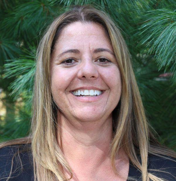 Litchfield Board of Education candidate Lynn Stone. John McKenna Republican-American