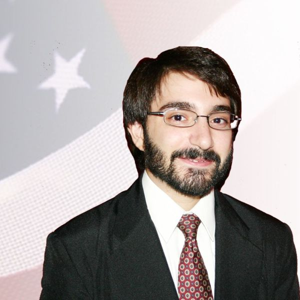 Francis Guerrera, incumbent candidate for Board of Aldermen, 2nd District.