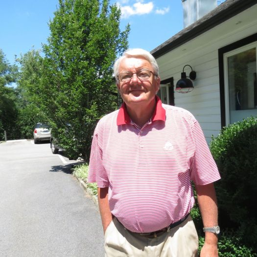 Henry Todd, Republican candidate for Falls Village first selectman. Ruth Epstein/Republican-American