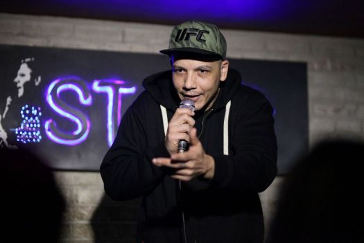 New York-based comedian Luis J. Gomez will headline the Low Fat Comedy Show at 8:30 p.m. Friday at Hardcore Sweet Cupcakes in Oakville. contributed