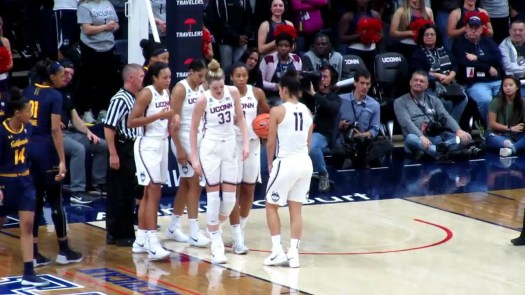 UConn women lose Katie Lou Samuelson with injury