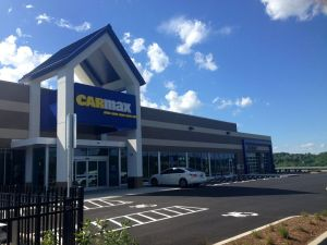 CarMax has opened its third Connecticut location off I-84 in Waterbury. The company, which is the largest used-car dealer in the nation is expected to employ about 20 workers. Josie Albertson-Grove/ Republican-American