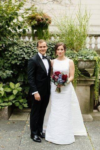 Wedding, Sara O'Rourke and Egon Donnarumma