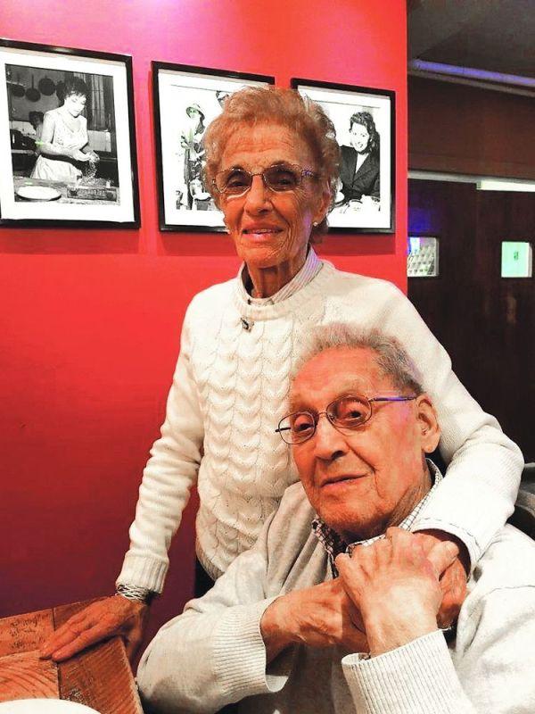 Mr. Vincent and Mrs. Marie (Fasolo) Castaldi . Contributed
