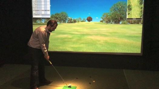 CT Virual Golf
