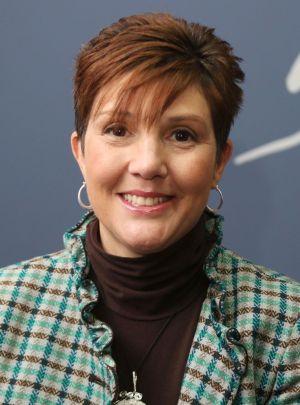 Sue Blasasavage of Oxford is a member of the Survivors Speak group. Steven Valenti Republican-American