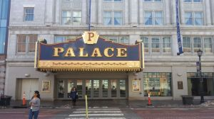The Palace Theater was re-opened in 2004 after a $30 million renovation project paid for by the state to stimulate downtown Waterbury's economy. Harrison Connery/'Republican-American
