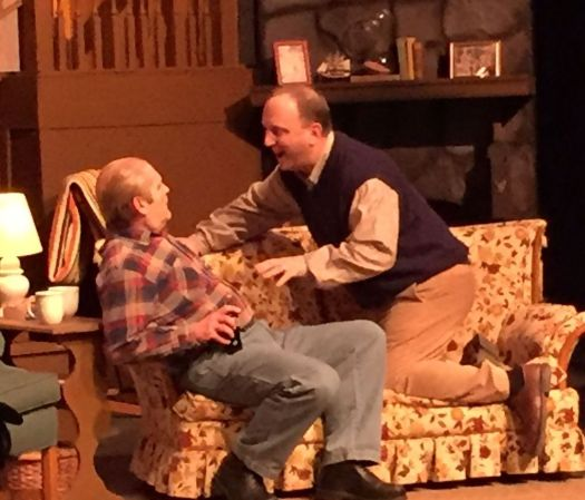 Contributed Phoenix Stage Company in Oakville presents 'The Foreigner' through March 31.
