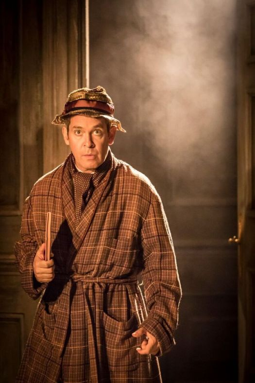 Tom Hollander stars in the Broadway revival of the Tom Stoppard play