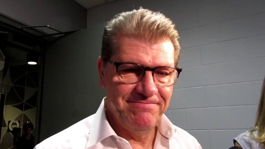 UConn coach Geno Auriemma: On losing for 2nd straight year in OT in Final Four