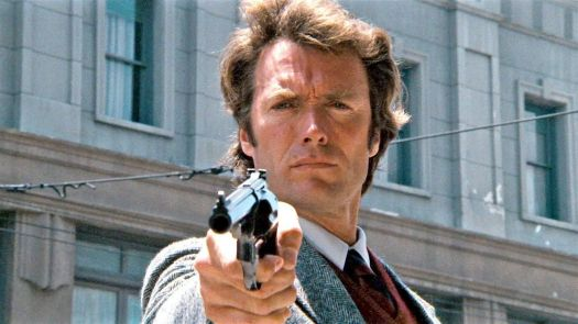 Clint Eastwood as 'Dirty Harry' Callahan in the 1973 film, 'Magnum Force.' His now famous line was, 'A man's got to know his limitations.' (Warner Bros.)