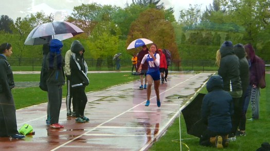 Highlights from BL track and field championships