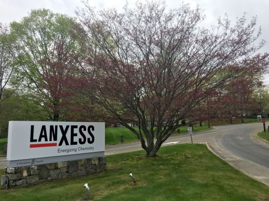 Lanxess announced plans to move out of its campus at 199 Benson Road in Middlebury in favor of a new location in Shelton. Republican-American archives