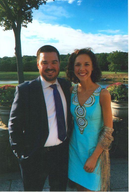 Engagement, Heidi Moeller and Christopher Austin