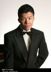 Wei-Yi Yang, piano