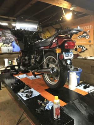 New England Motorcycle Museum Now Open Republican American