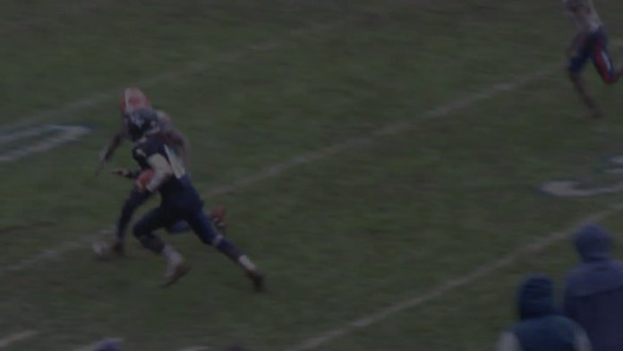 Highlights of Ansonia's loss to Bloomfield