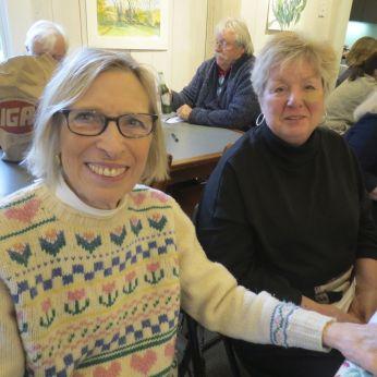 CORNWALL,CT - 28_FEA_042719RE04 - Sandy Fiebelkorn and Barbara Battistoni