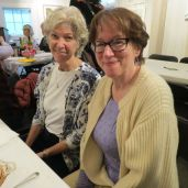 Carla Herman-Landy, left, and Wendy Weinberg