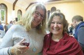 Alice Macchi and Carmela Barger.