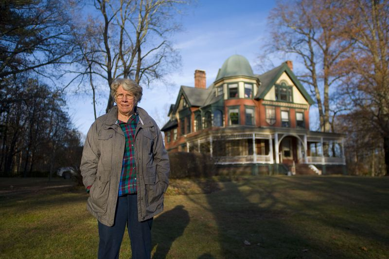 Martha Miller, a tax attorney is Lakeville, is trying to sell the Victorian home she lives in and operates her law office in, but has been unable, she alleges, because her neighbor, Leif Thorne-Thomsen, has been accused of sexual abuse while he was a classics teacher at Hotchkiss School from 1964-92. Miller is suing Hotchkiss School, Thorne-Thomsen and his family. Bruno Matarazzo Jr. Republican-American