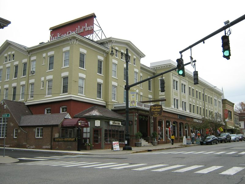 The Yankee Pedlar Inn, housed in a building at 93 Main St. that dates back to 1891, has been empty since December 2015, when Jayson Hospitality purchased it for $650,000 following a bankruptcy by the previous owners. Republican-American archive