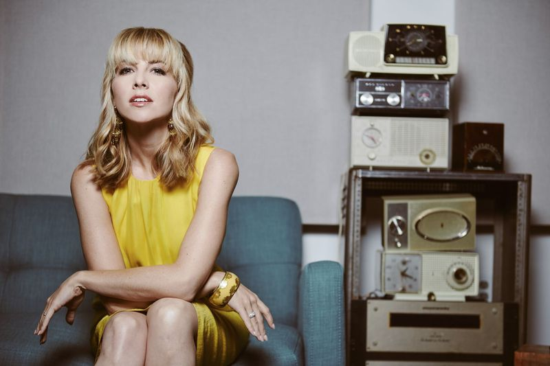 Singer Morgan James performs at Stage One at Fairfield Theatre Company on Friday.SUBMITTED