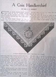 Coinhandkerchief