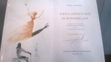 Dali's title-page