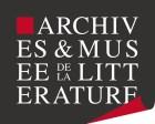 Archives & Musée de la littérature