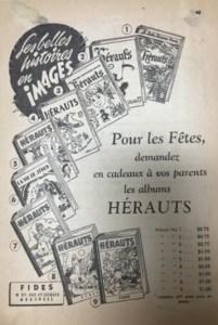 6 Hérauts
