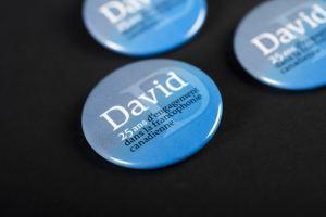 Épinglette Éditions David