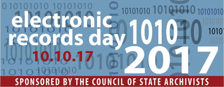 Electronic Records Day 2017 on Web Archiving