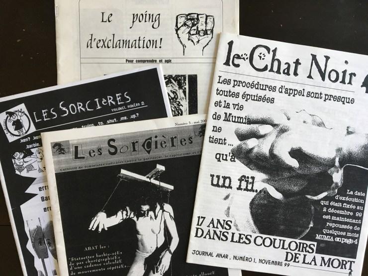 Sorcieres - Chat Noir - Poing d'Ex
