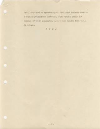 Press Release, March 6, 1942 p2