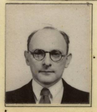 Paul Lewinson, 1941