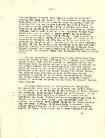 Letter from Ambassador Laurence Steinhardt to Ambassador Biddle, August 26, 1939, P.2