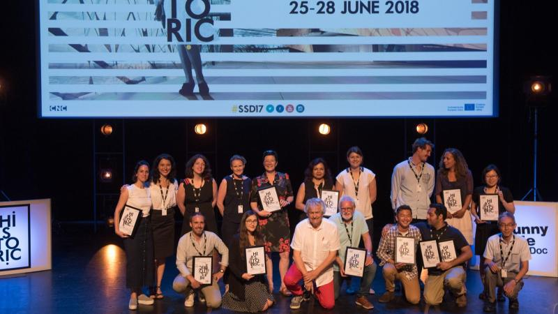 """""""Josephine Baker: An American in Paris"""" wins Archive Valley Prize at #SSD17"""