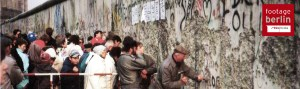 Berlin wall - rbb media archives - footage berlin.