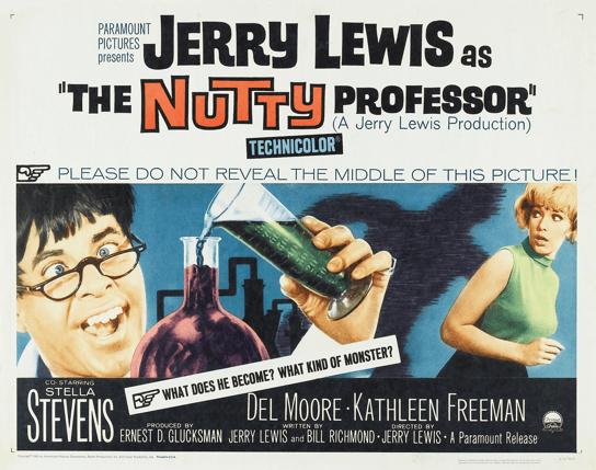 Jerry Lewis Professor