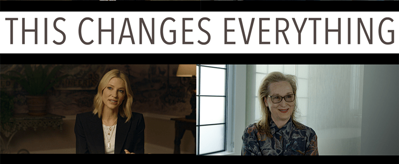 """""""This Changes Everything"""" World Premiere at TIFF 2018"""