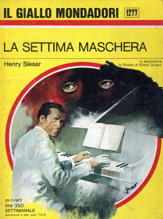 La settima maschera (Giallo Mondadori 1277)