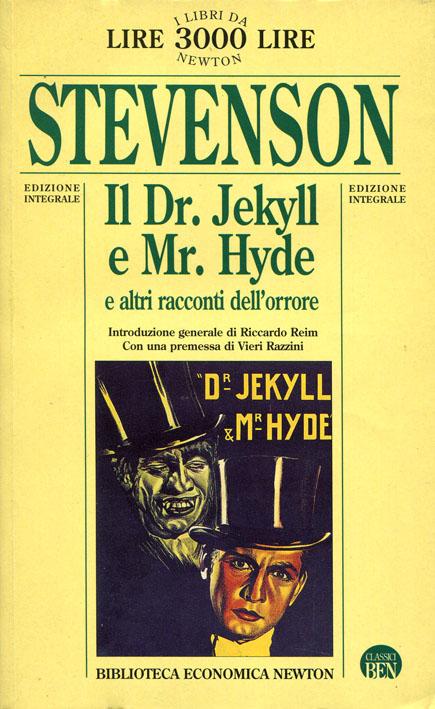Il dr. Jekyll e Mr. Hyde (Newton Compton 1996)