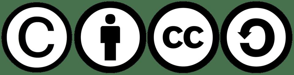 Copyright logos