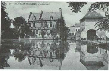 De Karreveld in Molenbeek (begin 20de eeuw)