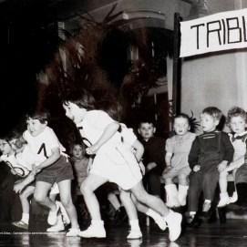 Fête scolaire, foto, sd, Collection photographique (inv13-686), Archives communales de Saint-Gilles | Schoolfeest, foto, sd, Fotografische verzameling (inv13_686), Gemeentearchieven van Sint-Gillis
