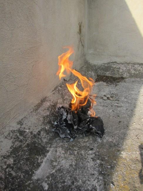 Paper On Fire Archivo Diario