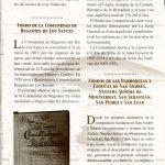 21. Programa de la Exposición Documental y Fotográfica de San Andrés y Sauces, organizada en 1999