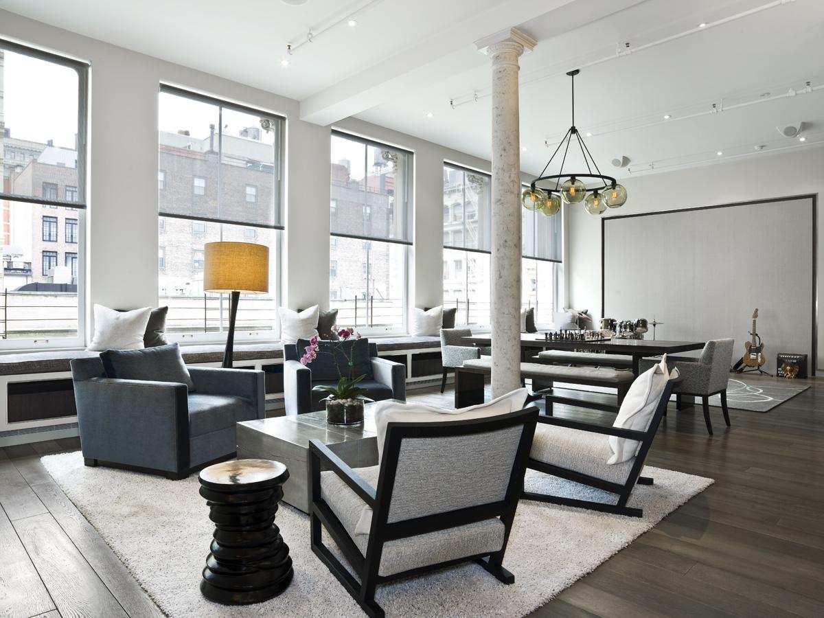 Onebedroomloft The Marmara Park Avenue Extended Stay The Marmara