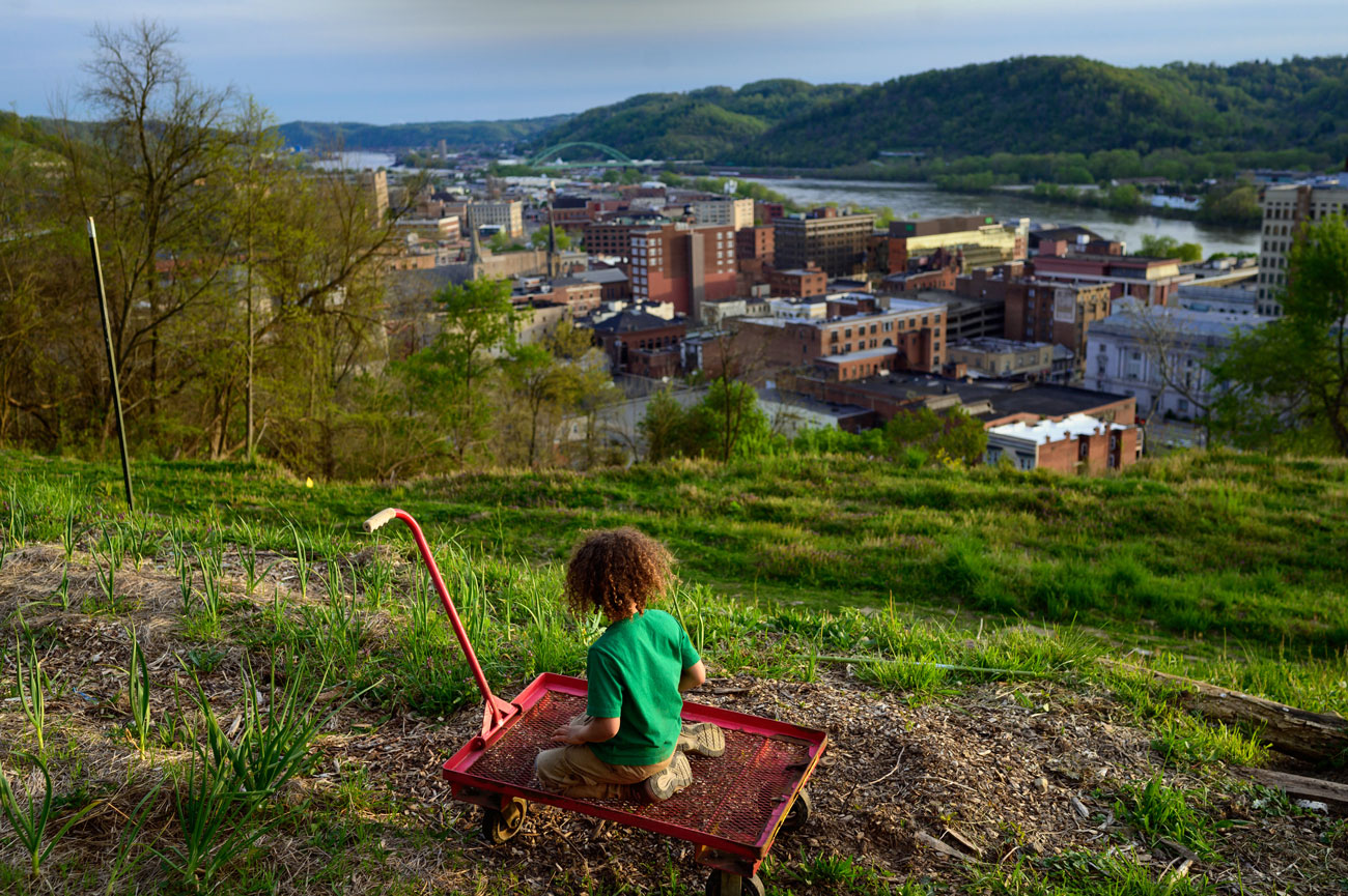Vacant Lots To Urban Farms Food Justice In Appalachia